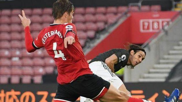 Fotbalisté Manchesteru United otočili zápas proti Southamptonu