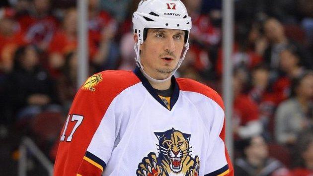Hokejový obránce Filip Kuba už dres Floridy oblékat nebude.