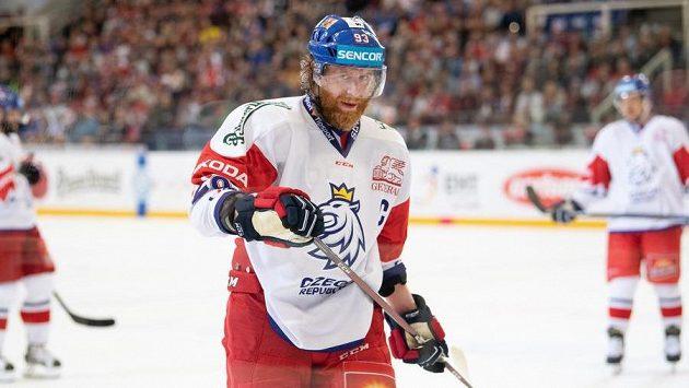 Jakub Voráček v dresu reprezentace