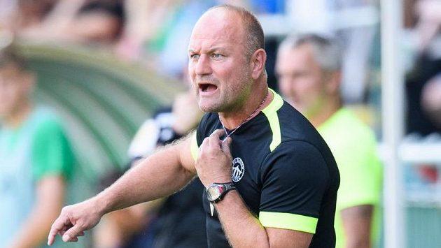 Trenér Slovanu Liberec Pavel Hoftych dal svým svěřencům okamžitě volno.