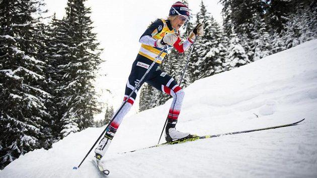 Therese Johaugová (ilustrační foto).
