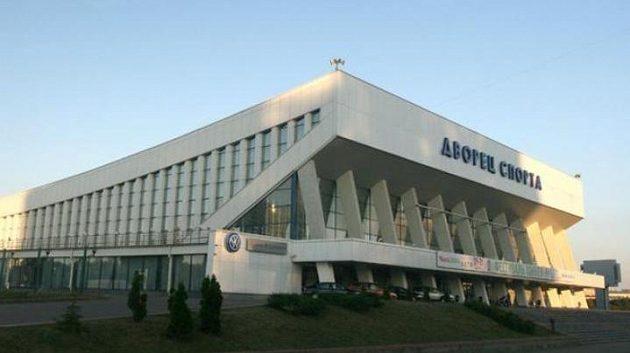 Zimní stadión v Minsku
