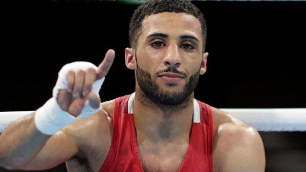 Britský boxer Galal Yafai