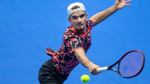 Tomáš Macháč se znovu posunul žebříčkem ATP