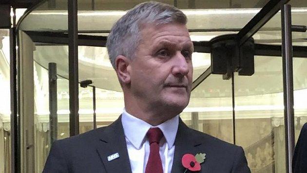 Bývalý lékař britských cyklistů a elitního týmu Sky (nyní Ineos) Richard Freeman