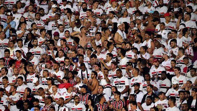 Fanoušci Sao Paula byli pořádně naštvaní (ilustrační foto)