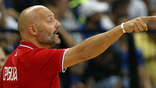 Srb Aleksandar Djordevič povede basketbalisty Fenerbahce Istanbul