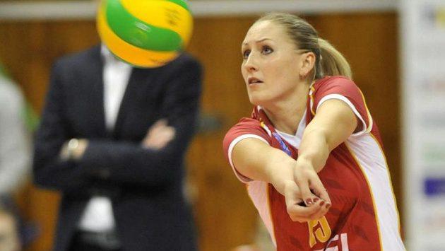 Tatsiana Markevičová z Prostějova.