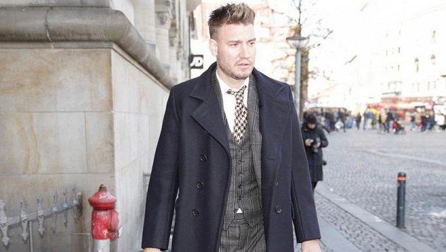 Nicklas Bendtner na archivním snímku