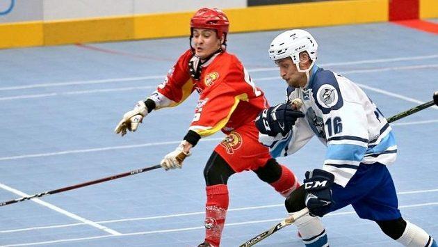 Hokejbalisté zrušili všechna letošní MS (ilustrační foto)