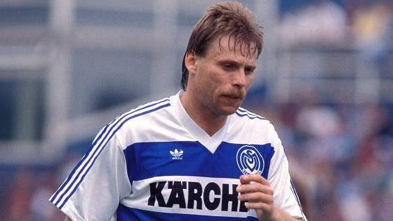 Michael Tönnies ještě coby hráč MSV Duisburg.
