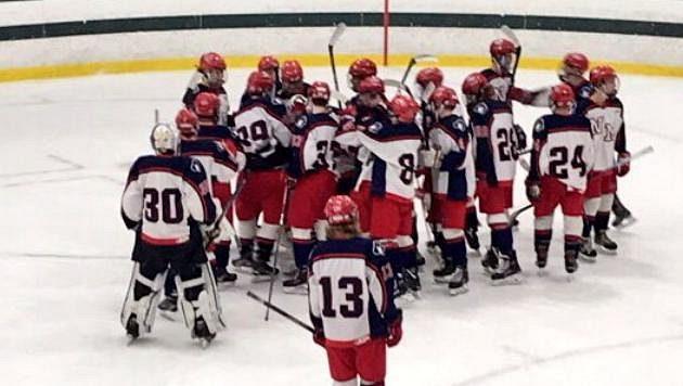 Vedení hokejového klubu se rozhodlo vyloučit jednoho z mládežnických hráčů (ilustrační foto)