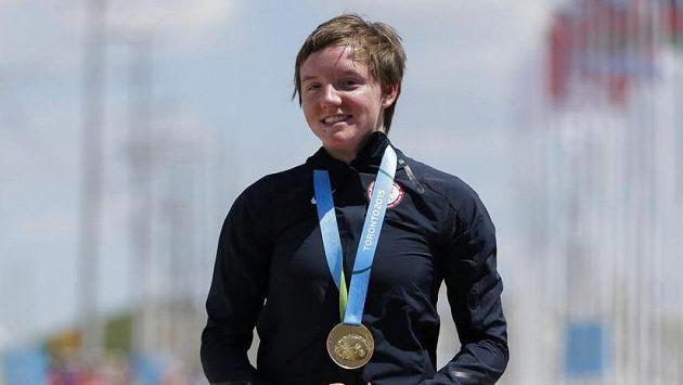 Trojnásobná mistryně světa a stříbrná olympionička z Ria Kelly Catlinová spáchala sebevraždu.