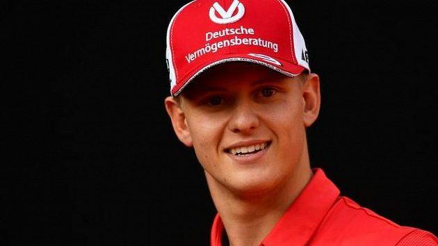 Mick Schumacher bude jezdit za stáj Haas
