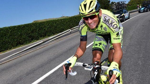 Jestli dosud to byla dřina, tak bude ještě hůř. Klíčové alpské etapy Tour de France má Roman Kreuziger a jeho tým teprve před sebou.