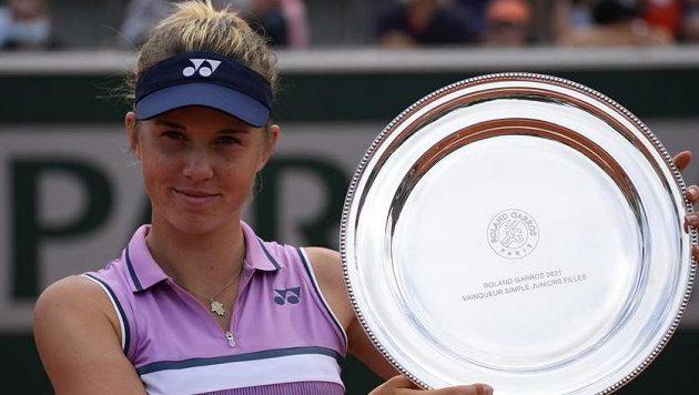 Linda Nosková má juniorský grandslamový titul