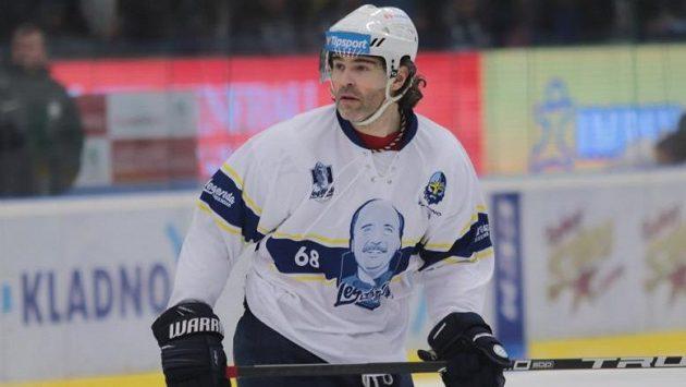 Jaromír Jágr byl opět ve středu zájmu.
