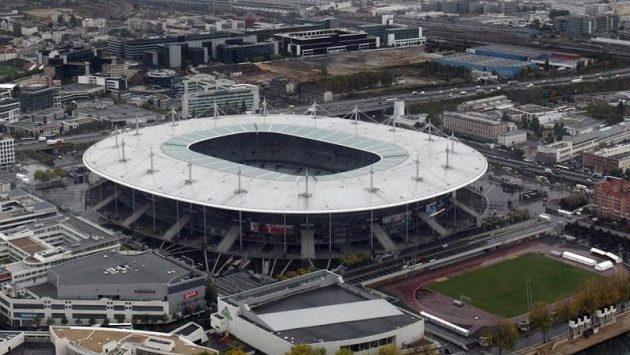 Stade de France, kde se uskuteční úvodní i finálový zápas fotbalového ME 2016.