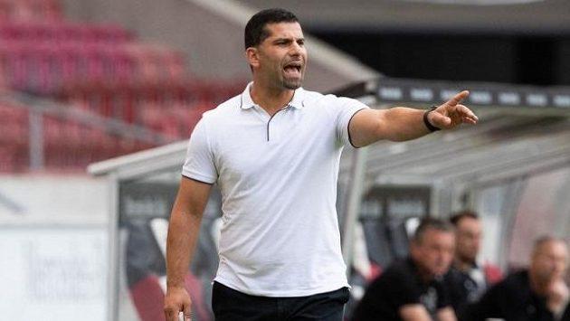 Novým trenérem fotbalistů Schalke 04 se stal Dimitrios Grammozis