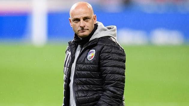 Trenér Viktorie Plzeň Adrian Guľa nemohl být s výkonem svého týmu spokojený