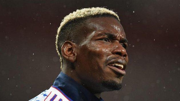 Hvězda Manchesteru United Paul Pogba popřel konec ve francouzské reprezentaci.