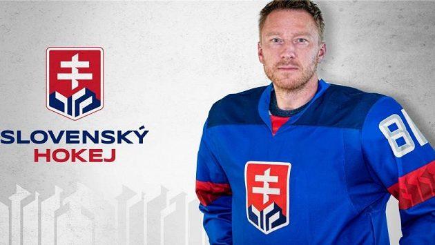 Nový dres a logo slovenské hokejové reprezentace. Ilustrační snímek.