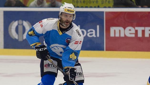 Obránce hokejové Plzně Jiří Hanzlík oslavil významné jubileum.