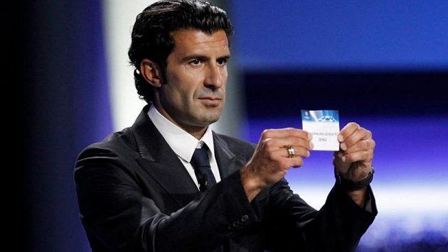 Luís Figo kritizuje volbu prezidenta FIFA, o funkci se ucházet nebude.