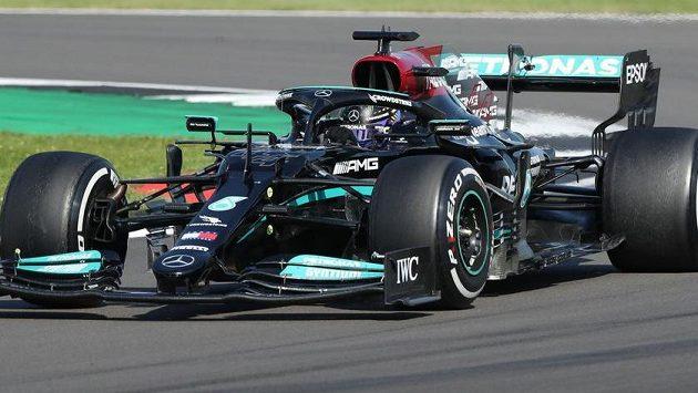 Lewis Hamilton vyhrál domácí GP Británie formule 1