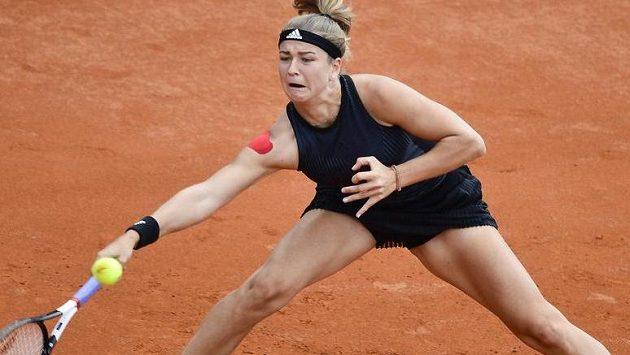 Karolína Muchová na French Open dohrála (archivní foto)