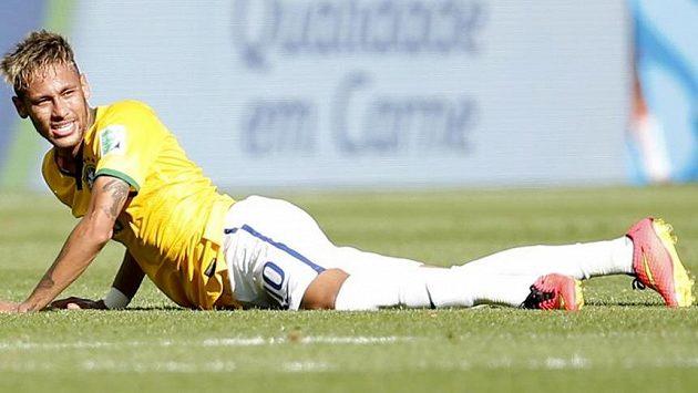Brazilec Neymar je jedním z taháků MS.