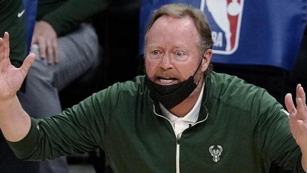 Basketbalový trenér Mike Budenholzer
