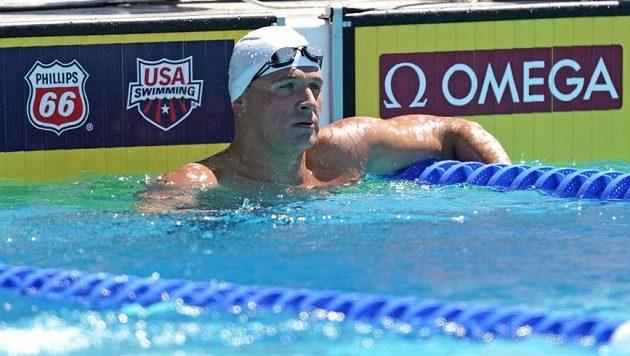 Šestinásobný olympijský vítěz Ryan Lochte má za sebou úspěšný návrat k plavání po čtrnáctiměsíčním trestu za nepovolenou infuzi.