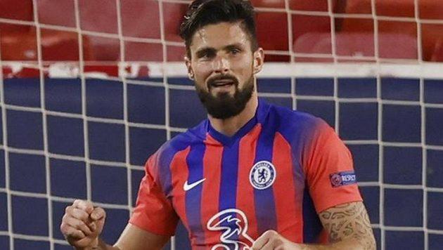 Sestřih zápasu Ligy mistrů Sevilla - Chelsea