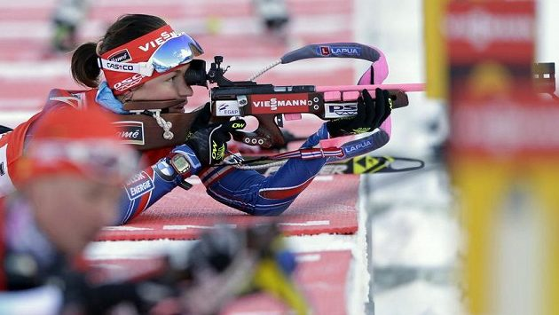 Veronika Vítková bude jednou z hvězd závodů v Novém Městě.