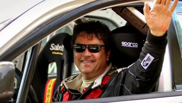 Obhájil jsem! Vítěz v kategorii speciálních vozů Tomáš Vavřinec