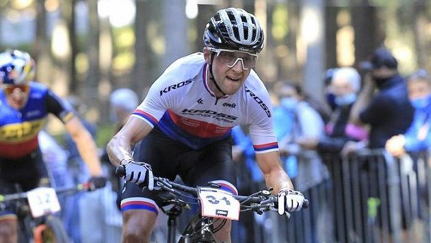Český závodník Ondřej Cink (Ilustrační foto)