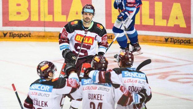 Hokejisté Sparty narazí v 1. kole play off Ligy mistrů na finský celek Lukko Rauma.