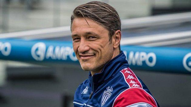 Trenér Monaka Niko Kovač.