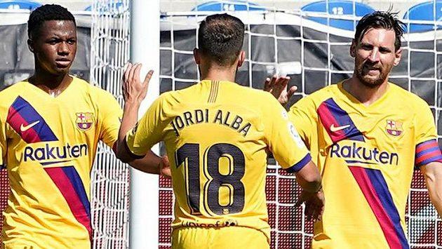 Bude zápas mezi Barcelonou a Neapolí přeložen?
