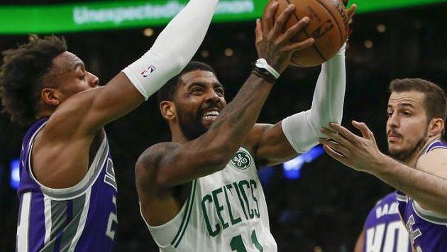 Basketbalisté Bostonu v NBA zvítězili doma nad Sacramentem
