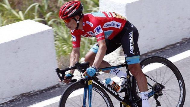 Miguel López je novým lídrem Vuelty