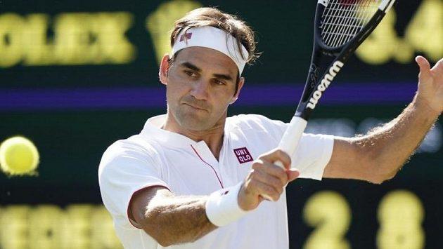 Roger Federer má před sebou stále velké cíle