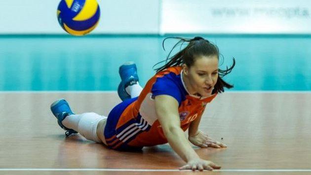 Volejbalová reprezentantka Gabriela Orvošová