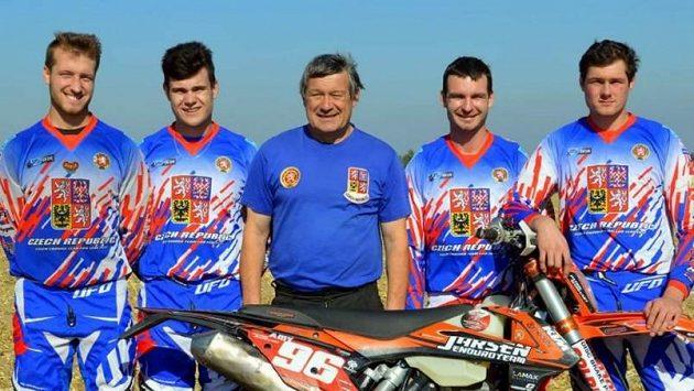 Šestidenní - Trophy Team.