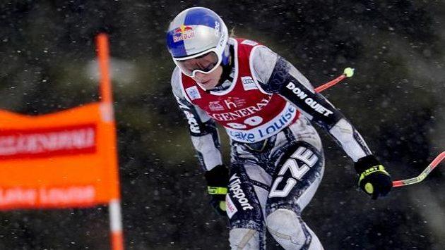Ester Ledecká zajela osmý nejrychlejší čas