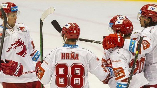 Hokejisté Třince se na návrat na led těšili marně.