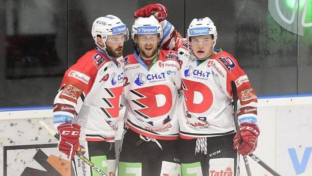 Hokejisté Pardubic se budou připravovat v Polsku (ilustrační foto)