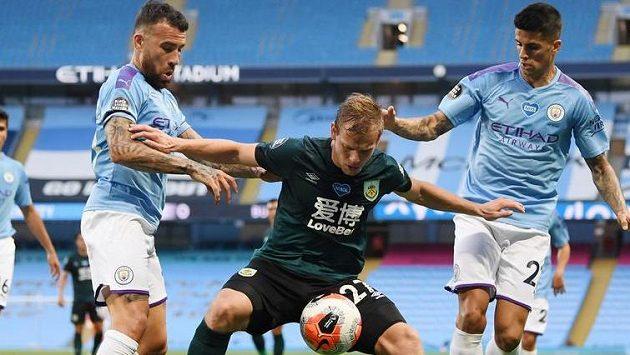 Matěj Vydra nebude na zápas proti Manchesteru City rád vzpomínat