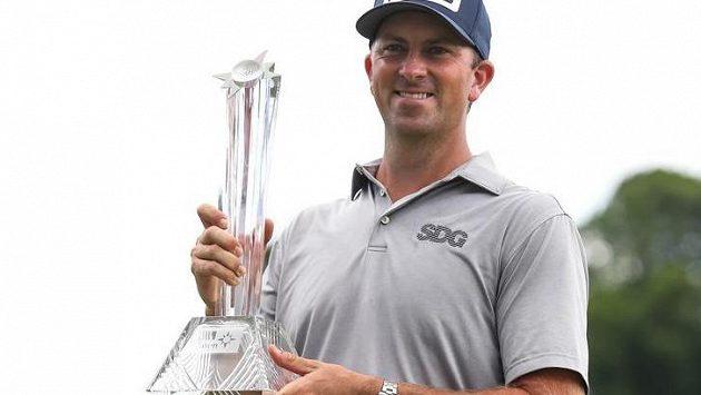 Americký golfista Michael Thompson